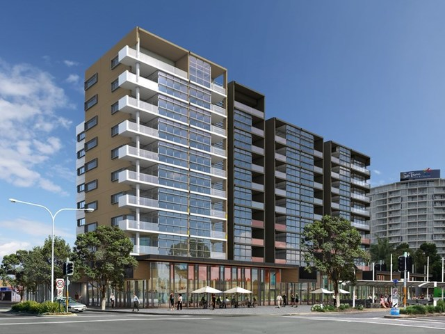 25-33 'Ultima Harbourside' Wharf Street, Tweed Heads NSW 2485
