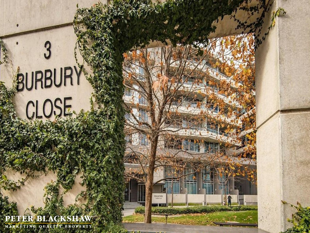3/5 Burbury Close, Barton ACT 2600