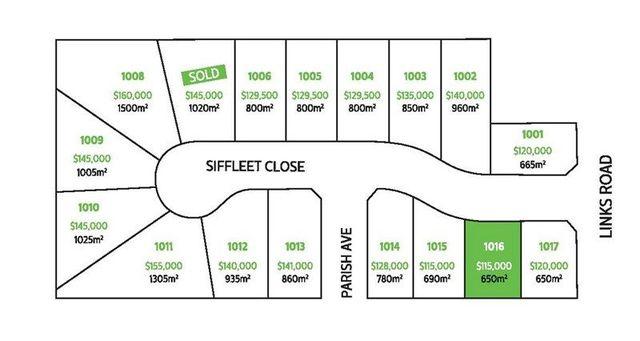 Lot 1016/Siffleet Close Links Estate, NSW 2380