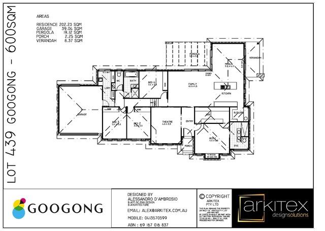 Montgomery Rise - Lot 439, Googong NSW 2620