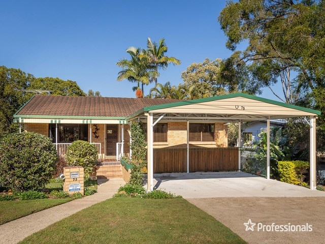 75 Olearia Street West, Everton Hills QLD 4053