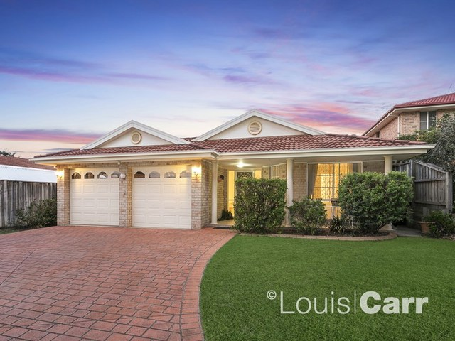 21 Forest Crescent, Beaumont Hills NSW 2155