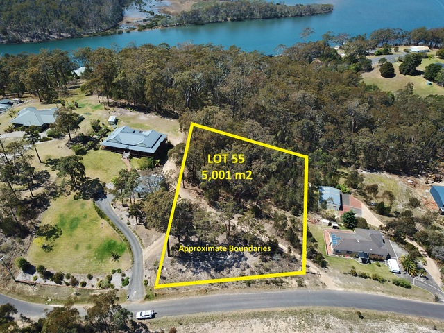 Lot 55 White Fox Road, NSW 2549