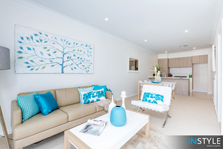 LUCKY LAST BIG 100+m2 Living, 2 Bedroom Townhouse, $399K Moncrieff ACT