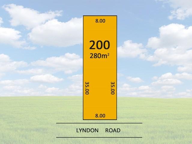 Lot 200 Lyndon Road, Paralowie SA 5108