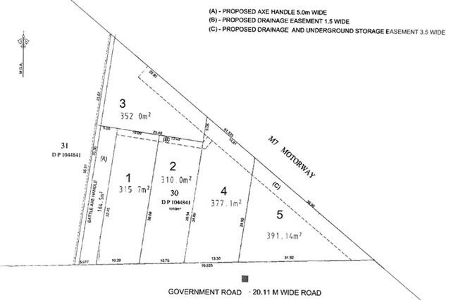 Lot 5 Government Road, Hinchinbrook NSW 2168