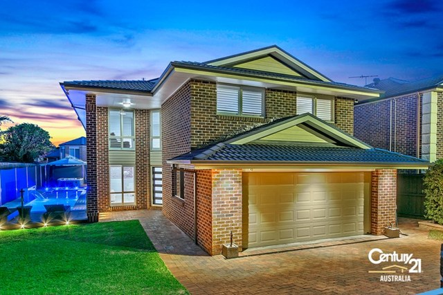 36 Stratheden Avenue, Beaumont Hills NSW 2155