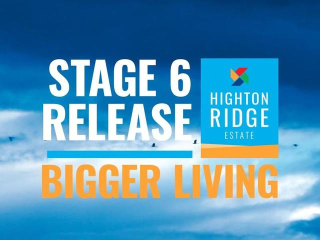 Stage 6A Highton Ridge Estate, Highton VIC 3216