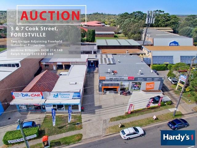 5 & 7 Cook Street, Forestville NSW 2087