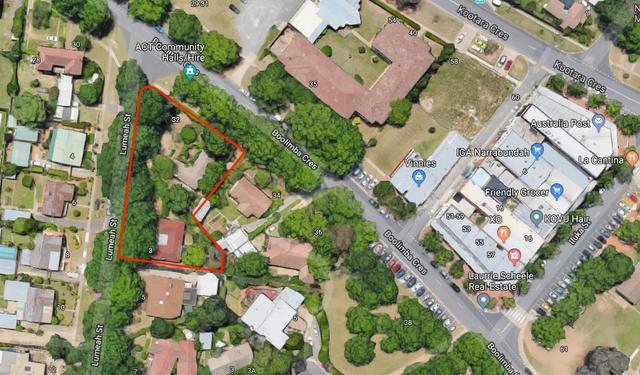 Boolimba Crescent, Narrabundah ACT 2604