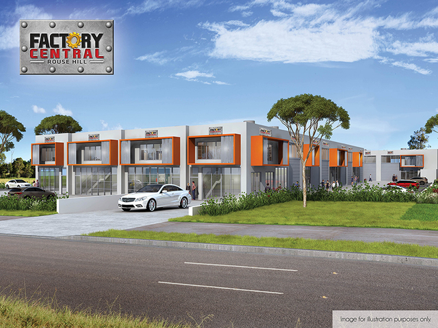 Lot 201 Withers Road, Rouse Hill NSW 2155