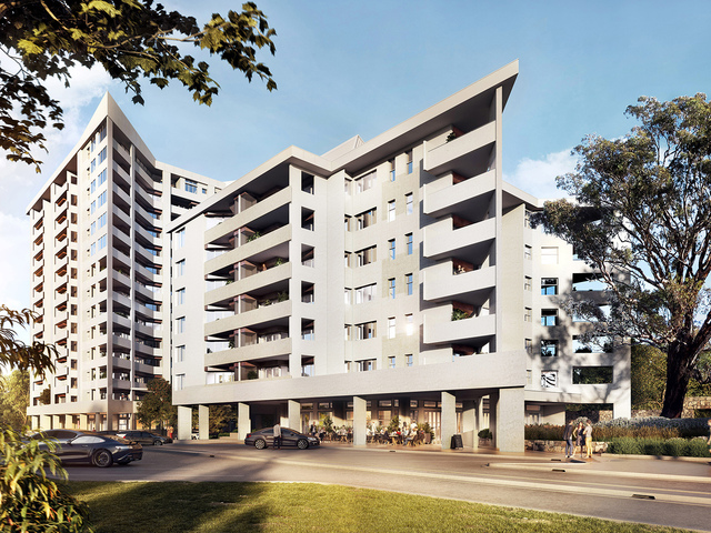LUMI Collection - 1 Bedroom + MPR, Gungahlin ACT 2912