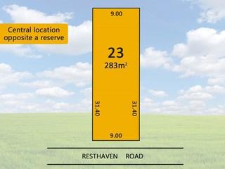 23 Resthaven Road