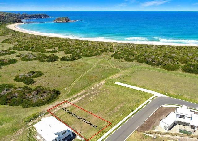 43 Beachside Boulevard, Tomakin NSW 2537 - Land for Sale