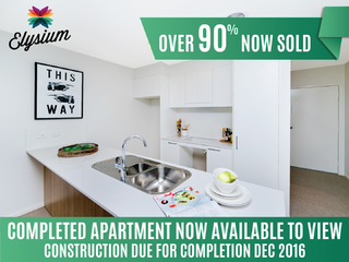 Elysium - 2 Bedroom Apartment