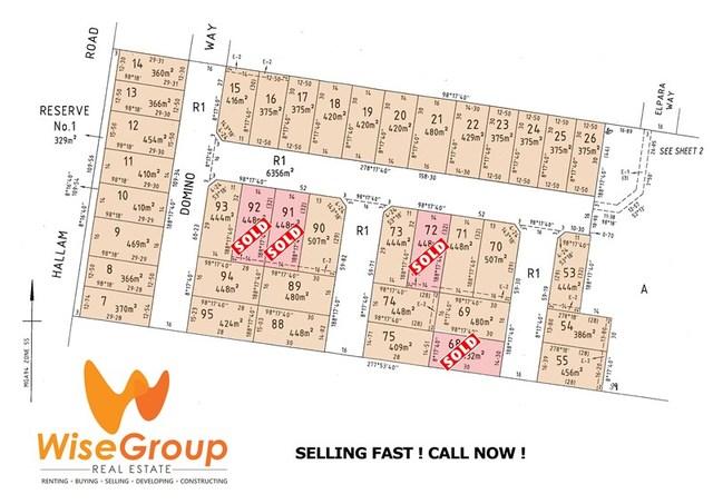 25 25 R1 Domino Way, Hampton Park VIC 3976