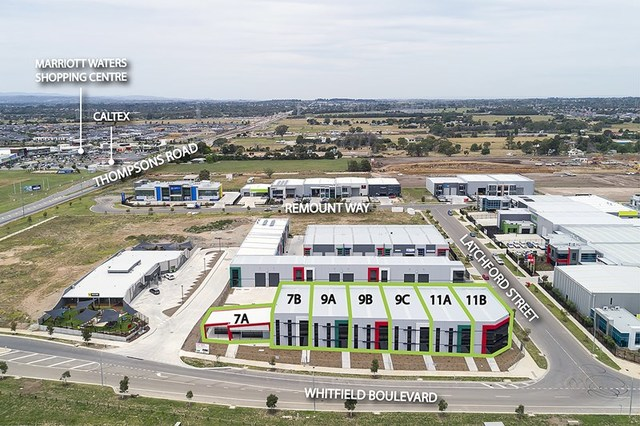 7-11 Whitfield Boulevard, Cranbourne West VIC 3977