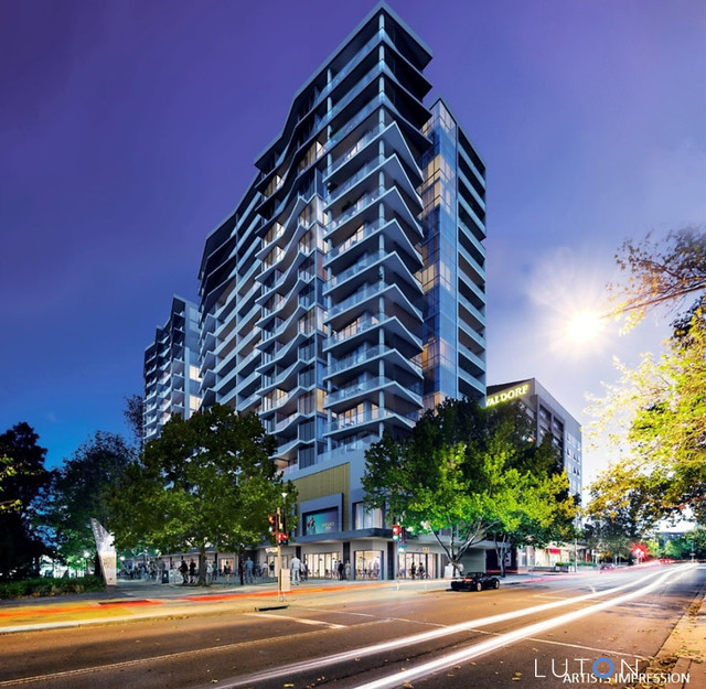 HIGHGATE - 1 Bedroom Apartment, City ACT 2601