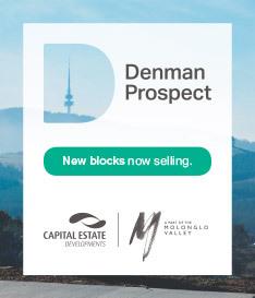 Denman Prospect - Denman Prospect, ACT 2611