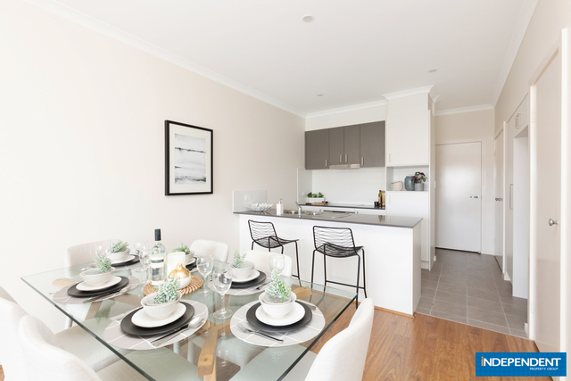 Villa Nova - Type C - Cnr Edgeworth Parade & Colbung Street, Coombs ACT 2611