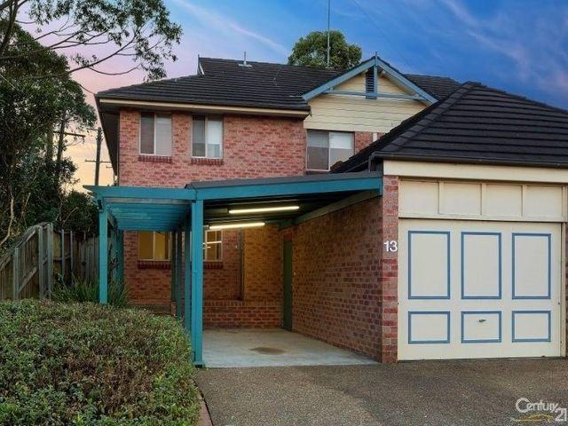 13/29 Haven Court, NSW 2126