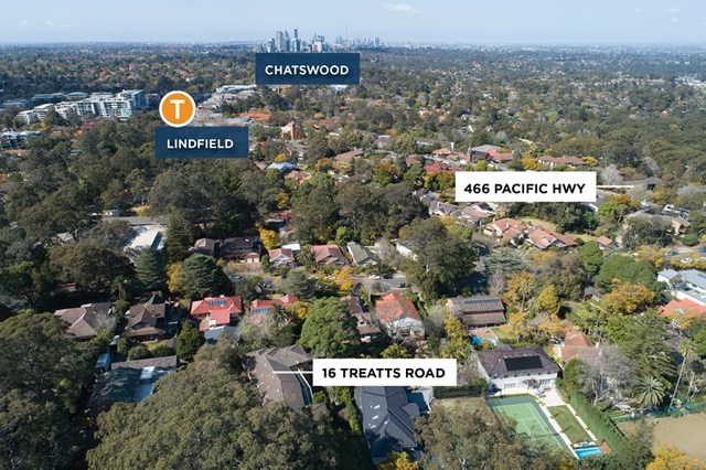 466 Pacific Highway & 16 Treatts Road, Lindfield NSW 2070