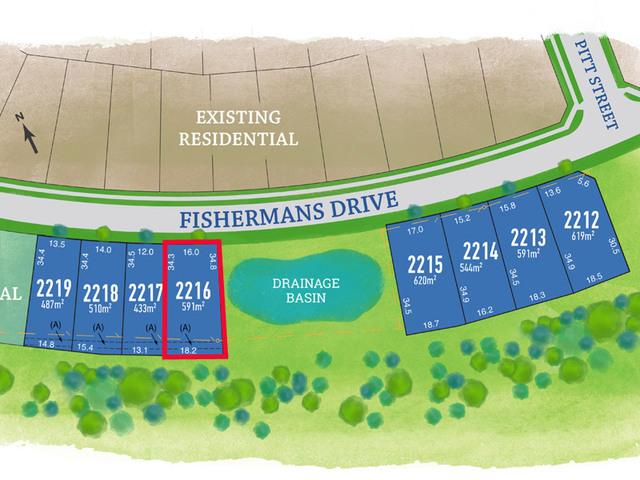 Lot 2216/null Fishermans Drive, Teralba NSW 2284