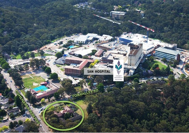 Level 1, 28/172 Fox Valley  Road, Wahroonga NSW 2076