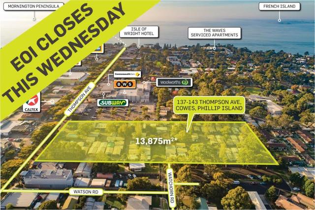 137-143 Thompson Avenue, Cowes VIC 3922