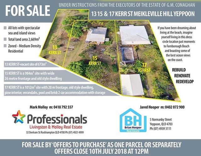 13-17 Kerr Street, Meikleville Hill QLD 4703