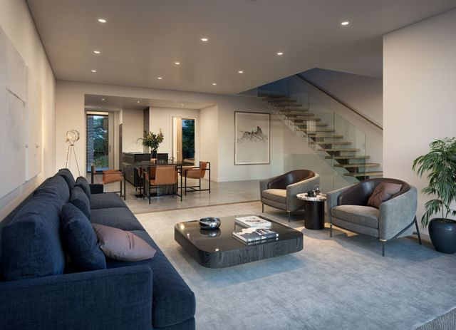 Luxus - 4 Bedroom Freestanding Townhouse - Unit 7 & Unit 9, ACT 2602