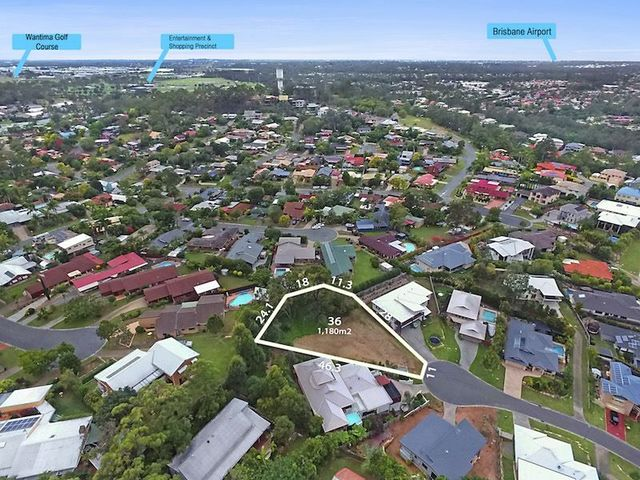 36 Brigadoon Crescent, Eatons Hill QLD 4037