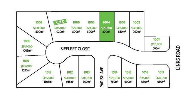 Lot 1004/Siffleet Close Links Estate, NSW 2380