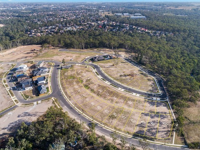 (no street name provided), Kellyville NSW 2155