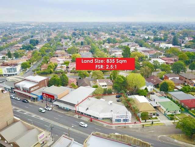 319-321 Liverpool Road, Strathfield NSW 2135