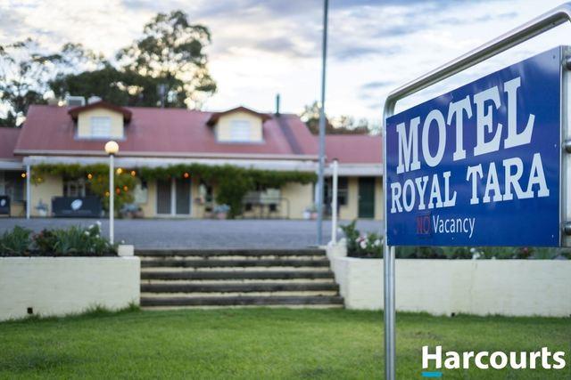 MOTEL ROYAL TARA 37 Stephens Street, NSW 2584
