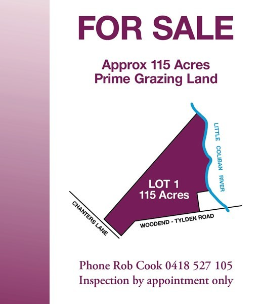 Lot 1 Tylden-Woodend Road, Tylden VIC 3444