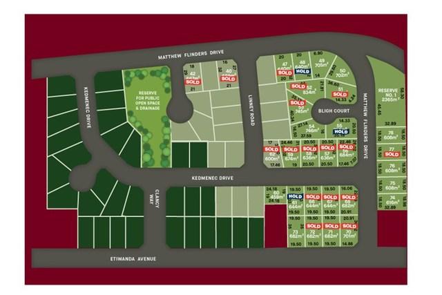 Lots 47-78 Etiwanda Avenue ( Etiwanda Parklands Estate ), Mildura VIC 3500