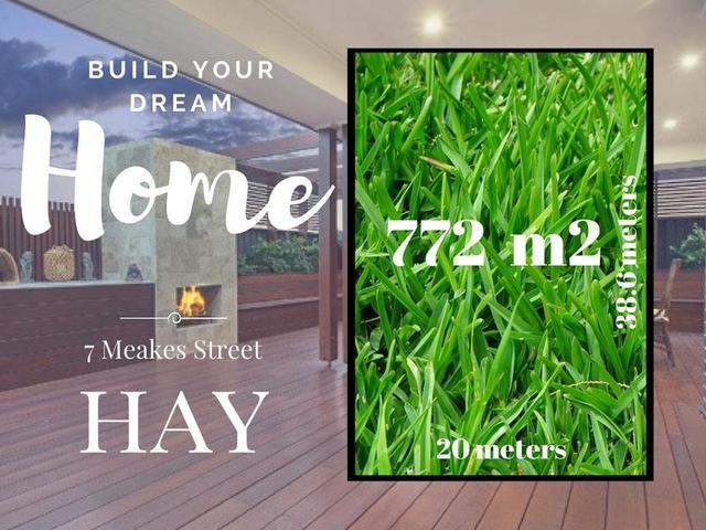 7 Meakes Street, Hay NSW 2711