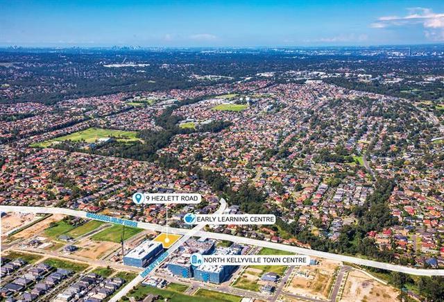 9 Hezlett Road, Kellyville NSW 2155