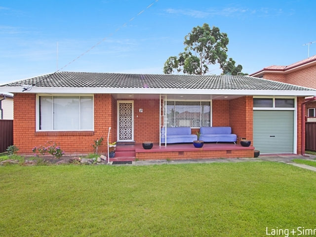 38 Monterey St, South Wentworthville NSW 2145