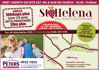 Lot 102 St Helena