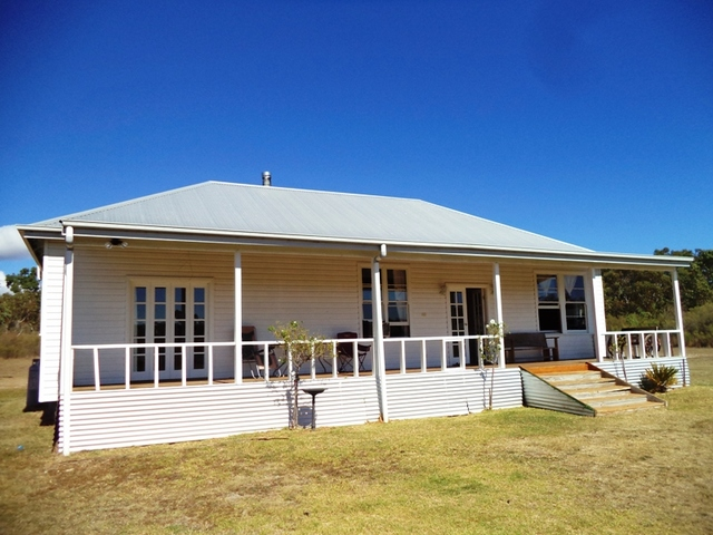 368 Old Stannifer Rd, Gilgai NSW 2360
