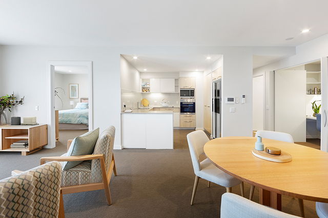 The Central by Goodwin - Spacious north facing two-bedroom apartment, Crace ACT 2911