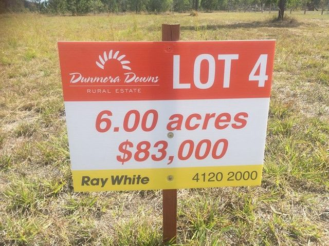 Lot 4 Lomandra Lane, Dunmora QLD 4650
