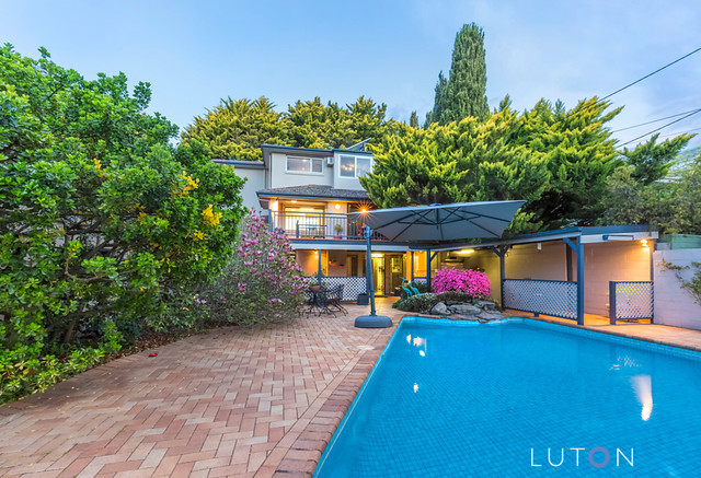 15 Holmes Crescent, Campbell ACT 2612