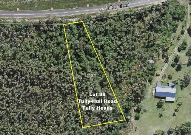 Lot 88 Tully-Hull Road, Tully Heads QLD 4854