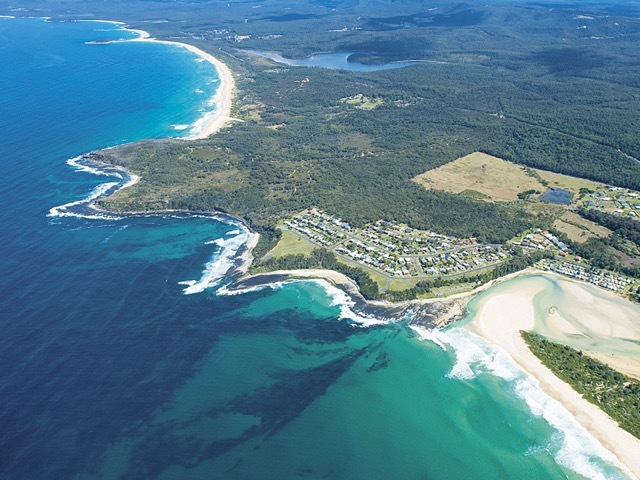 Lots 601-618 Seaside Land Release - Stage 6, Dolphin Point NSW 2539