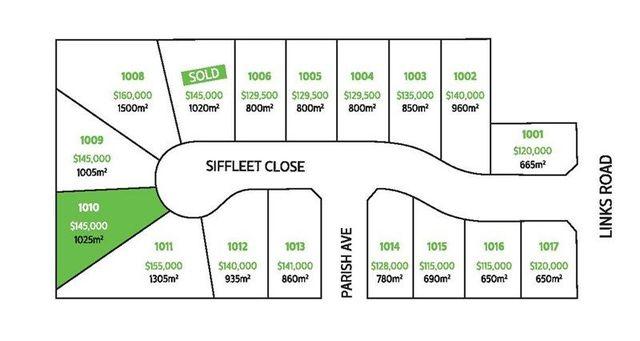 Lot 1010/Siffleet Close Links Estate, NSW 2380