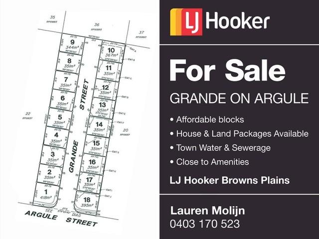 L1-L18 Grande Street, Hillcrest QLD 4118